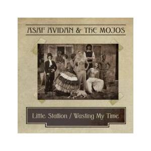 Cover - Asaf Avidan & The Mojos: Little Stallion / Wasting My Time