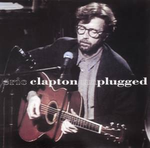 Eric Clapton: Unplugged - Cover