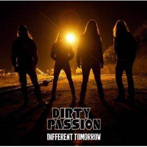 Dirty Passion: Different Tomorrow - Cover
