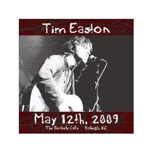 Cover - Tim Easton: May 12th, 2009