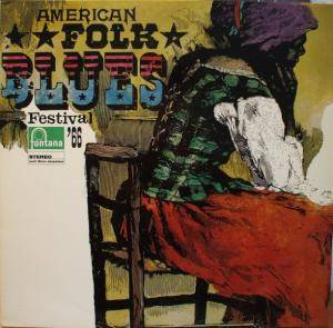 Cover - Sippie Wallace: American Folk Blues Festival '66