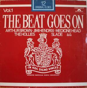 Cover - Robin Luke: Beat Goes On Vol.1, The