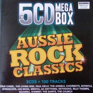 Cover - Taxiride: Aussie Rock Classics