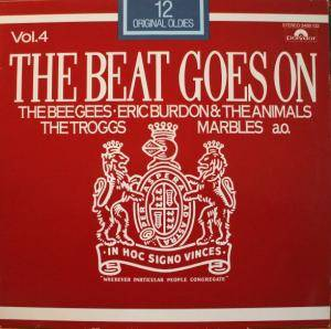 Cover - Bob B. Soxx & The Blue Jeans: Beat Goes On Vol.4, The
