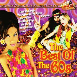 Chartboxx - The Best Of The 60s - Cover
