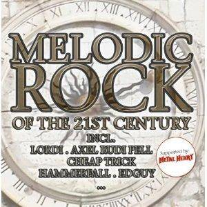 Cover - Section A: Melodic Rock Of The 21st Century