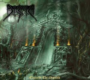 Disma: Towards The Megalith - Cover