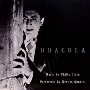 Philip Glass: Dracula - Cover
