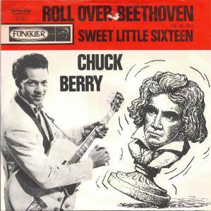 Chuck Berry: Roll Over Beethoven - Cover