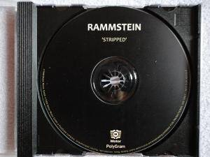 Rammstein: Stripped (Promo-Single-CD) - Bild 1