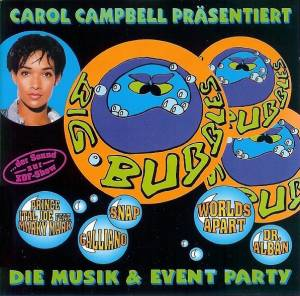 Carol Campbell Präsentiert Big Bubbles - Cover
