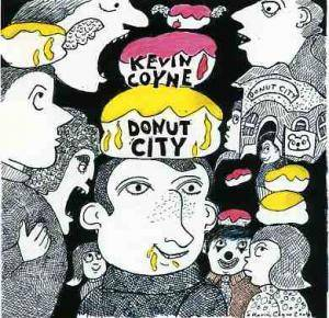 Kevin Coyne: Donut City - Cover