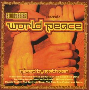 Cover - Cosmic Rocker: Stoned Asia Music Presents: World Peace