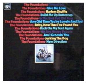 Cover - Foundations, The: Foundations, The