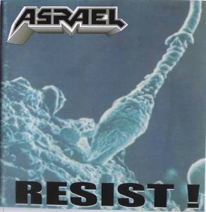 Asrael: Resist! - Cover