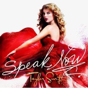 Taylor Swift: Speak Now - Cover