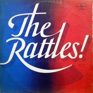 Rattles, The: Rattles, The - Cover