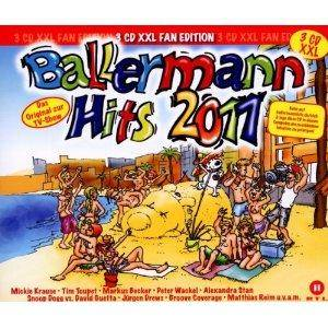 Cover - DJ Antoine Vs. Timati Feat. Kalenna: Ballermann Hits 2011 (3 CD XXL Fan Edition)
