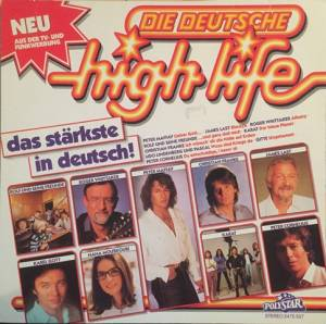 Cover - Udo Lindenberg & Pascal: Deutsche High Life, Die