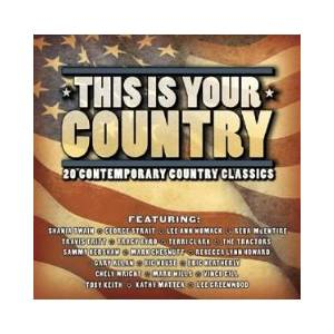 Cover - Eric Heatherly: This Is Your Country