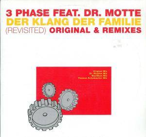 Cover - 3 Phase & Dr. Motte: Klang Der Familie (Revisited) Original & Remixes, Der