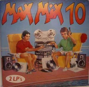Max Mix 10 - Cover
