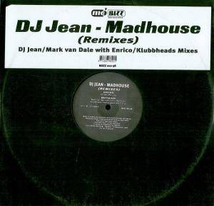 Cover - DJ Jean: Madhouse (Remixes)