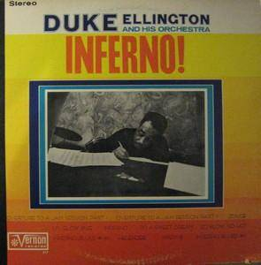 Cover - Duke Ellington: Inferno!