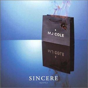 Cover - MJ Cole: Sincere