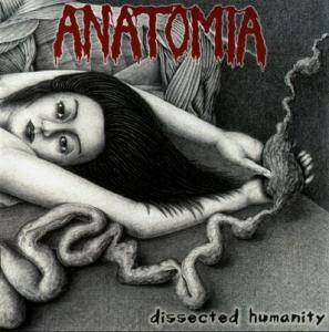 Cover - Anatomia: Dissected Humanity