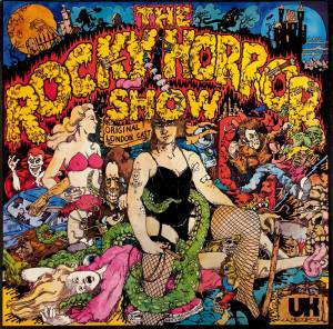 Richard O'Brien: Rocky Horror Show, The - Cover