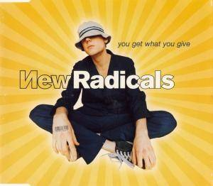 Cover - New Radicals: You Get What You Give