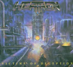 Cover - Heathen: Victims Of Deception