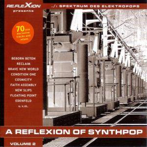 Reflexion Of Synthpop Volume 2, A - Cover