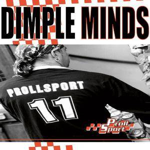 Cover - Dimple Minds: Prollsport