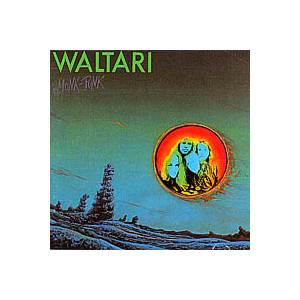 Cover - Waltari: Monk Punk