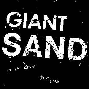 Giant Sand: Is All Over The Map - Cover