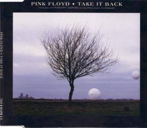 Pink Floyd: Take It Back - Cover