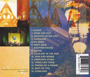 Foo Fighters: Skin And Bones (CD) - Bild 2