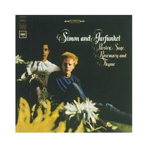 Simon & Garfunkel: Parsley, Sage, Rosemary And Thyme - Cover