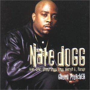 Cover - Nate Dogg: Ghetto Preacher