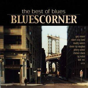 Cover - Chet Atkins & Mark Knopfler: Blues Corner