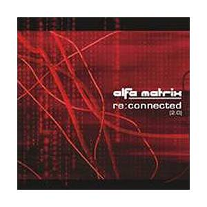 Cover - Aiboforcen: Alfa Matrix - Re:Connected [2.0]