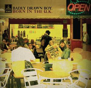 Badly Drawn Boy: Born In The U.K. - Cover