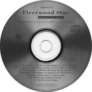 Fleetwood Mac: Behind The Mask (CD+G) - Bild 2