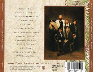 Fleetwood Mac: Behind The Mask (CD+G) - Bild 3