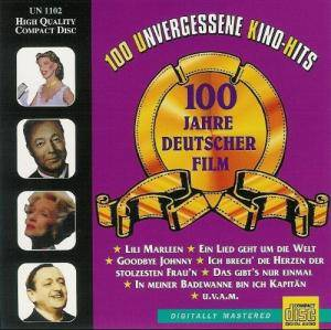 Cover - Lale Andersen: 100 Unvergessene Kinohits