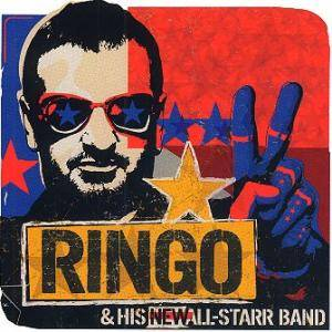 Cover - Ringo Starr And His All Starr Band: Ringo And His New All-Starr Band
