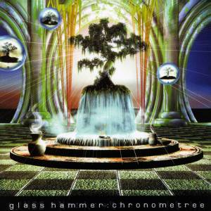 Cover - Glass Hammer: Chronometree