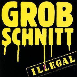 Grobschnitt: Illegal - Cover